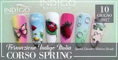 Corso Spring #indigopiemonte #indigonails #formazioneindigo
