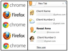 My Top Tip for Managing Multiple SEO Clients – Browser Accounts