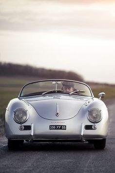 James Dean Style...Porsche 356 Speedster