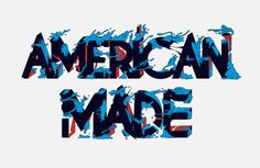 HBO / How To Make It In America by Diego L. Rodríguez, via Behance