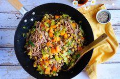 Farine d'étoiles Plat Simple, Falafels, Saveur, Vegan, Gourd, Stir Fry Noodles, In Season Produce, Eat, Recipes