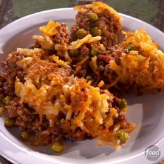 Shepherd's Pie is even better with a tater tot topping!