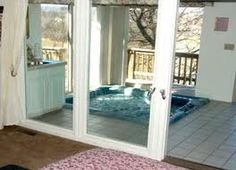 1000 Images About Hot Tub Rooms On Pinterest Indoor Hot