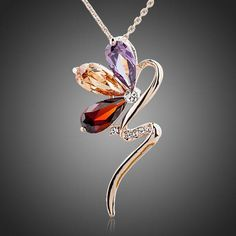 Amazing azora magic snake rose gold plated stellux austrian crystal jewelry pendant necklace will meet all your needs for those situations. azorafashion provides all kinds of fancy heart pendants necklaces, silver necklaces and diamond necklaces. Diamond Pendant Necklace, Crystal Pendant, Pendant Jewelry, Crystal Jewelry, Snake Necklace, Diamond Necklaces, Flower Necklace, Pineapple Necklace, Or Rose