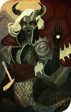 DA таро,Dragon Age,фэндомы,Инквизитор (DA),DA персонажи,Кунари