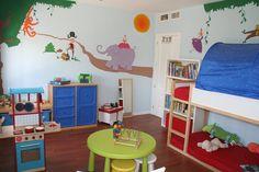 habitaciones COMPARTIDA NIÑO Y NIÑA - Busca de Google