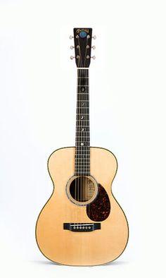 Martin 000 Custom MFL, 12-fret Acoustic Guitar