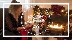 VLOGMAS z KALIFORNIE #6   Štědrý den v Costa Mesa & jak tu slavíme Vánoce #vanoce Den