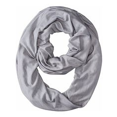 Smartwool Seven Falls Infinity Scarf ($32) ❤ liked on Polyvore featuring accessories, scarves, light gray, loop scarves, circle scarves, tube scarves, infinity scarf and loop scarf