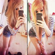 Marina Joyce : so perfect i love her :D she makes me smile  on my worst days :D