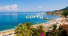 #Corfú un destino único