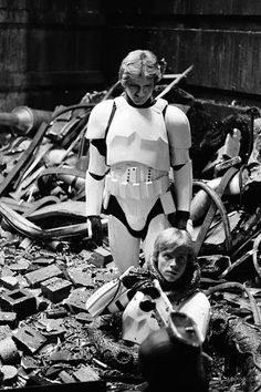Star Wars At 40 (part 10) - Behind The Scenes
