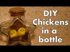 DIY Chicken in a Bottle