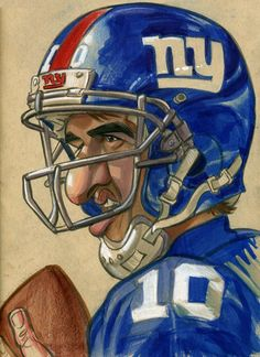 The blog of Zack Wallenfang: Happy Birthday, Eli Manning