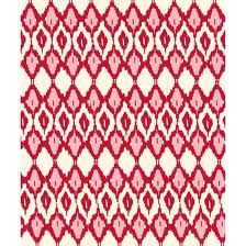ikat love - RED & WHITE forever...Never NOT classy!