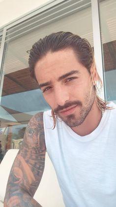 Beautiful Men Faces, Beautiful Gorgeous, Maluma Pretty Boy, Spanish Men, Latin Men, Chocolate Boys, Dress Indian Style, Perfect Boy, Male Face