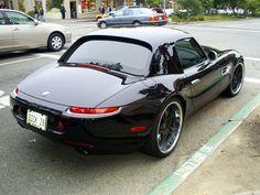SICK BMW Z8  #windscreen http://www.windblox.com