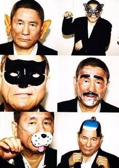 """有人说,""""北野武是最能拍出日本黑帮精神的导演"""",的确,他的""""黑帮片""""有着自己独特的""""暴力美学"""",不像香港黑帮电影里那有今生没来世的兄弟情,他的电影里有的是冷酷而可怕的死亡。 正如他的《极恶非道》"""