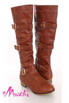 Nice fall boots.