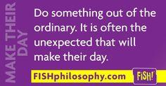 #MakeTheirDay #FISHPhilosophy #Propellergirl fishphilosophy (@fishphilosophy)   Twitter Deena Ebbert (@Propellergirl)   Twitter