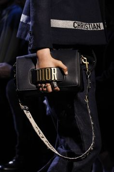 6ee0a7f5ea76 See detail photos for Christian Dior Fall 2017 Ready-to-Wear collection.  Dior