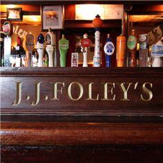 J.J. Foley's Cafe, Boston