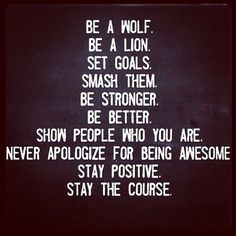 Empowering.