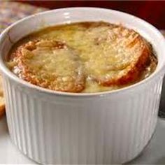 Fall French Onion Soup Allrecipes.com