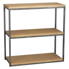 Buy Oak John Lewis & Partners Calia Low Shelving Unit from our Bookcases, Shelving Units & Shelves range at John Lewis & Partners. Oak Shelving Unit, Shelves, John Lewis, Units Online, Natural Furniture, Curtains With Blinds, Dining Room Furniture, Home Collections, Wood And Metal