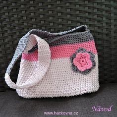 Návody na kabelky, tašky, síťovky