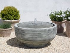 20+ Water Garden Fountains That Will Steal The Show