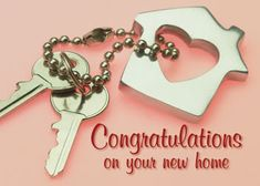 Congrats for your new home. Free online New House ecards on Congratulations Housewarming Wishes, New Home Quotes, Congratulations Quotes, Mom So Hard, New Home Wishes, Real Estate Gifts, New Home Buyer, Client Gifts, New Homeowner