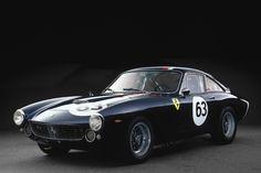 Ferrari 250 GT/L Berlinetta Competizione, 1964.