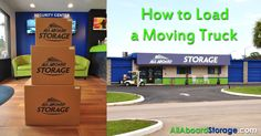 How to Load a Moving Truck | AllAboardStorage.com