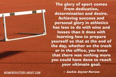 5 Inspiring Quotes from Famous Female Athletes
