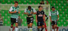 #CopaMX Lobos BUAP, Santos y UANL a cuartos de final