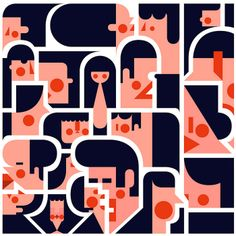Argijale - Illo Zoo - the illustration agency — Designspiration Creative Illustration, Character Illustration, Graphic Design Illustration, Graphic Art, Illustration Art, Textures Patterns, Print Patterns, Simple Artwork, Illustrations And Posters