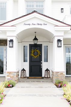 Ten Best Front Door Colours for your House | Pinterest | Front doors ...