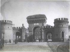 Porta Saragozza, esterno, 1902 http://www.comune.bologna.it/quartieresaragozza/servizi/152:12734/12735/#
