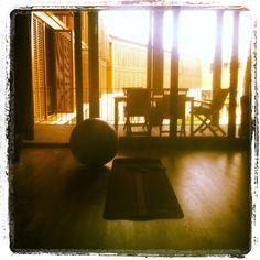 pilates at home :)
