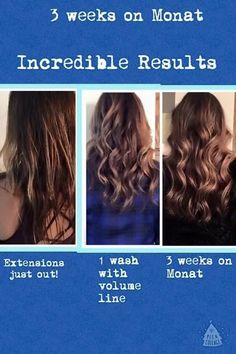 Where's my ladies that have done EVERYTHING to get longer, stronger & fuller hair with 0 results?!  I've got a solution for you, look at this amazing before/after - wow, I love it!!  FB Message me for more info, I can help you get 15% off, free shipping & a 30 day money back guarantee so you've got nothing to lose!  Can I get a woop woop?