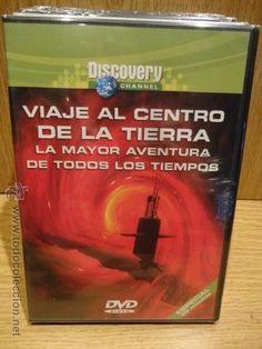 VIAJE AL CENTRO DE LA TIERRA. ED / DISCOVERY CHANNEL. DVD PRECINTADO.