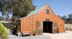 Alternate Dwellings - Barns