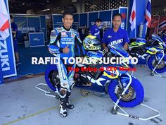 RAFID TOPAN SUCIPTO Akhirnya Ikut Balap CEV Moto2 2016 ...Semoga Lancar