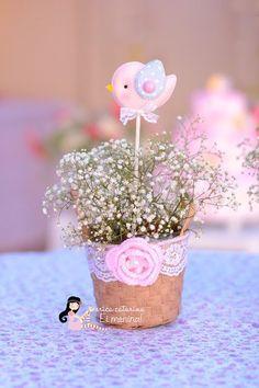 Jardim Encantado: Lindas ideias de lembrancinhas – Inspire sua Festa ®