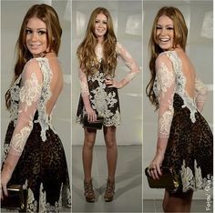 Marina Ruy Barbosa, brazilian actress. Love all her looks!