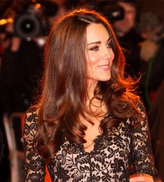 kate middleton's hair | Tumblr