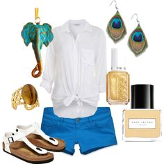 Indian Excursion, created by sweetsummersunshine on Polyvore