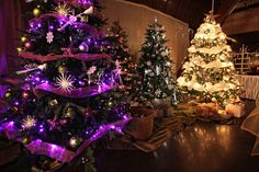 In time for Christmas: Ideas how to decorate Christmas tree