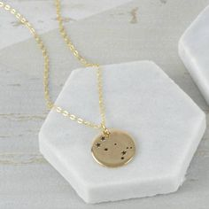 SHOP | Constellation Necklace